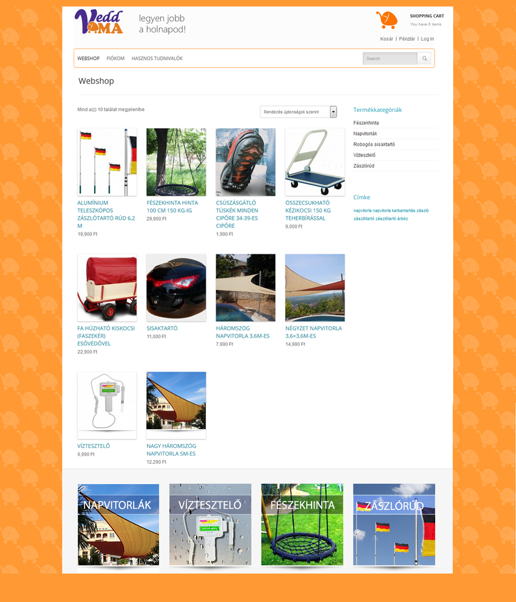 veddma-webshop
